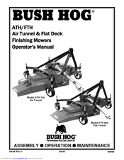 bush hog hs2042 manual troubleshooting