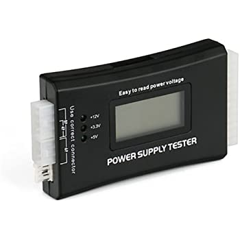 hde 20 4 pin lcd power supply tester manual