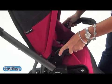 peg perego book pop up stroller manual