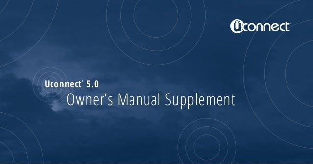 2014 jeep compass user manual