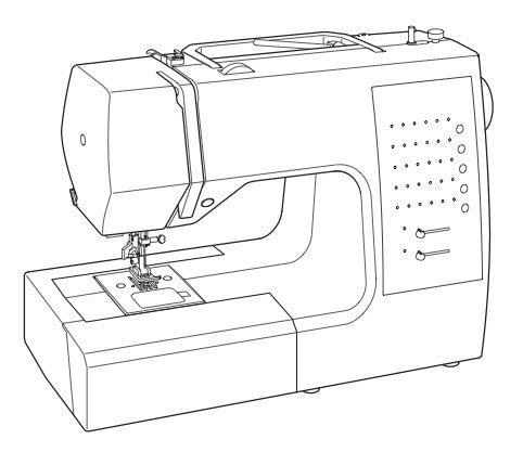 singer 7442 sewing machine manual