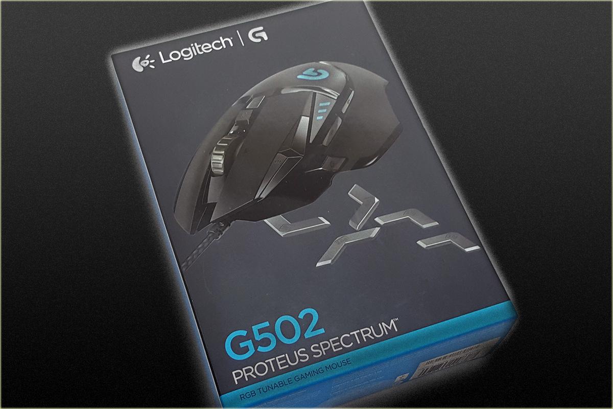 logitech gaming mouse g502 manual