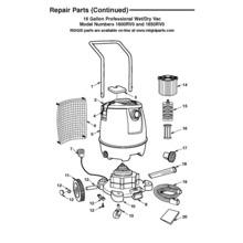 karcher b40 manual vac motor diagram