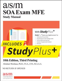 asm study manual for exam p 2nd edition