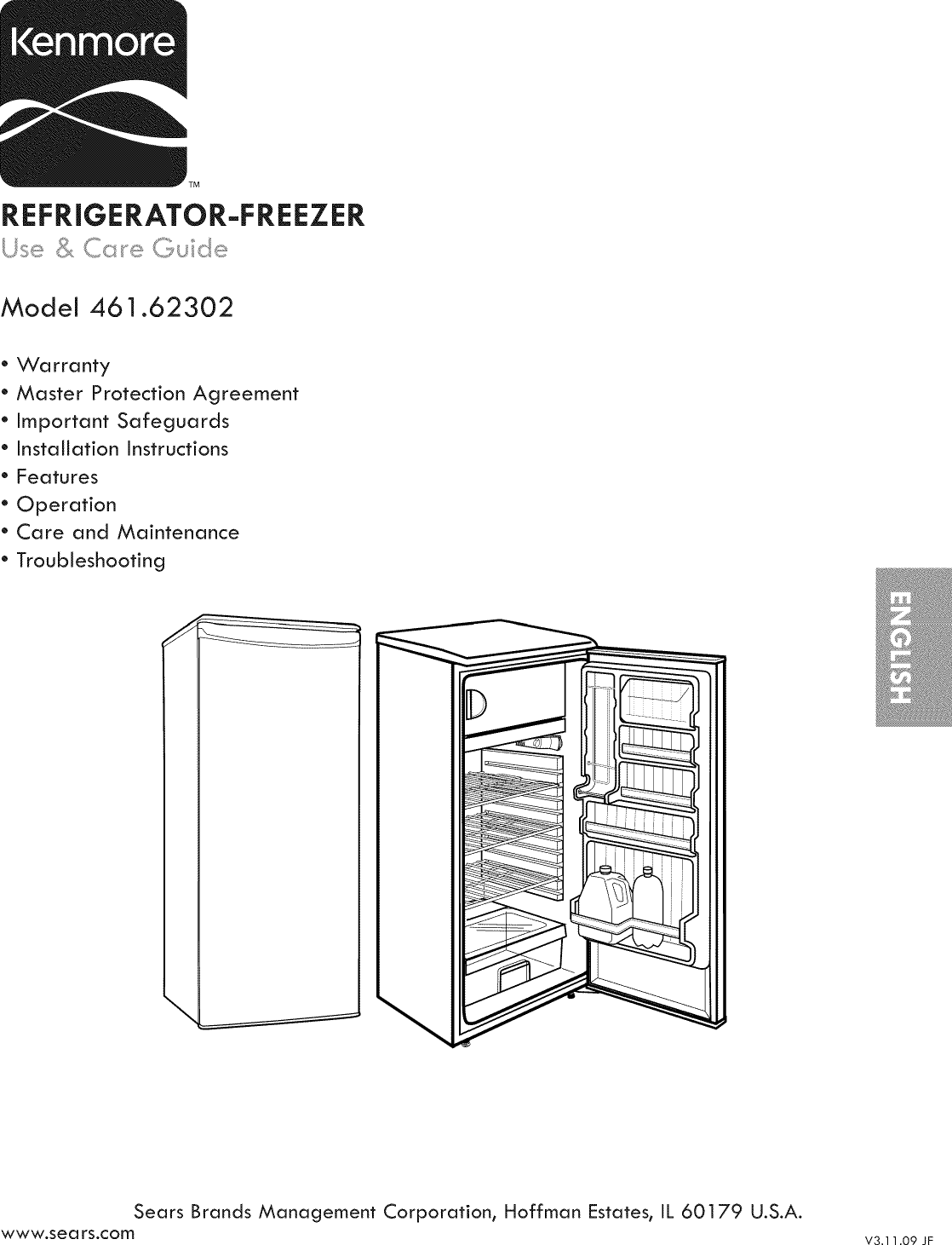 chefmate mini fridge user manual