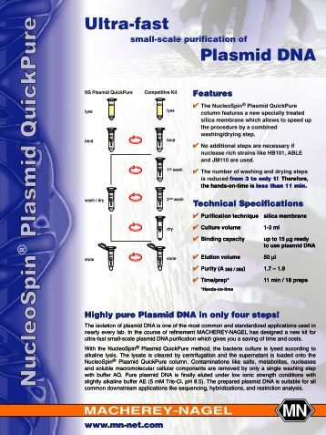 gfx dna purification user guide manual