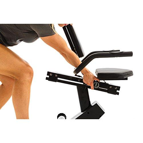 free spirit recumbent exercise bike user manual