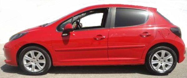 peugeot 207 hatchback manual 2009