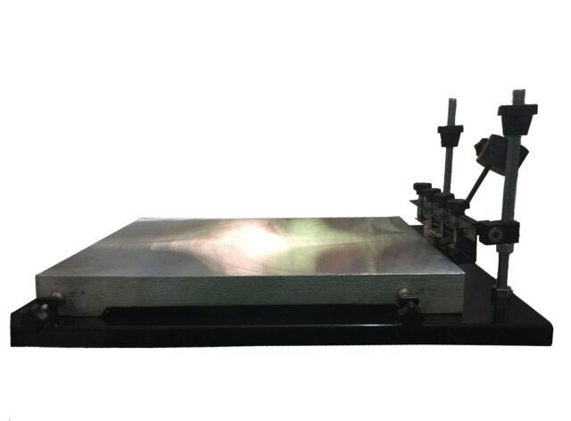 dek infinity screen printer manual