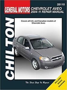 chevrolet aveo 2007 service manual