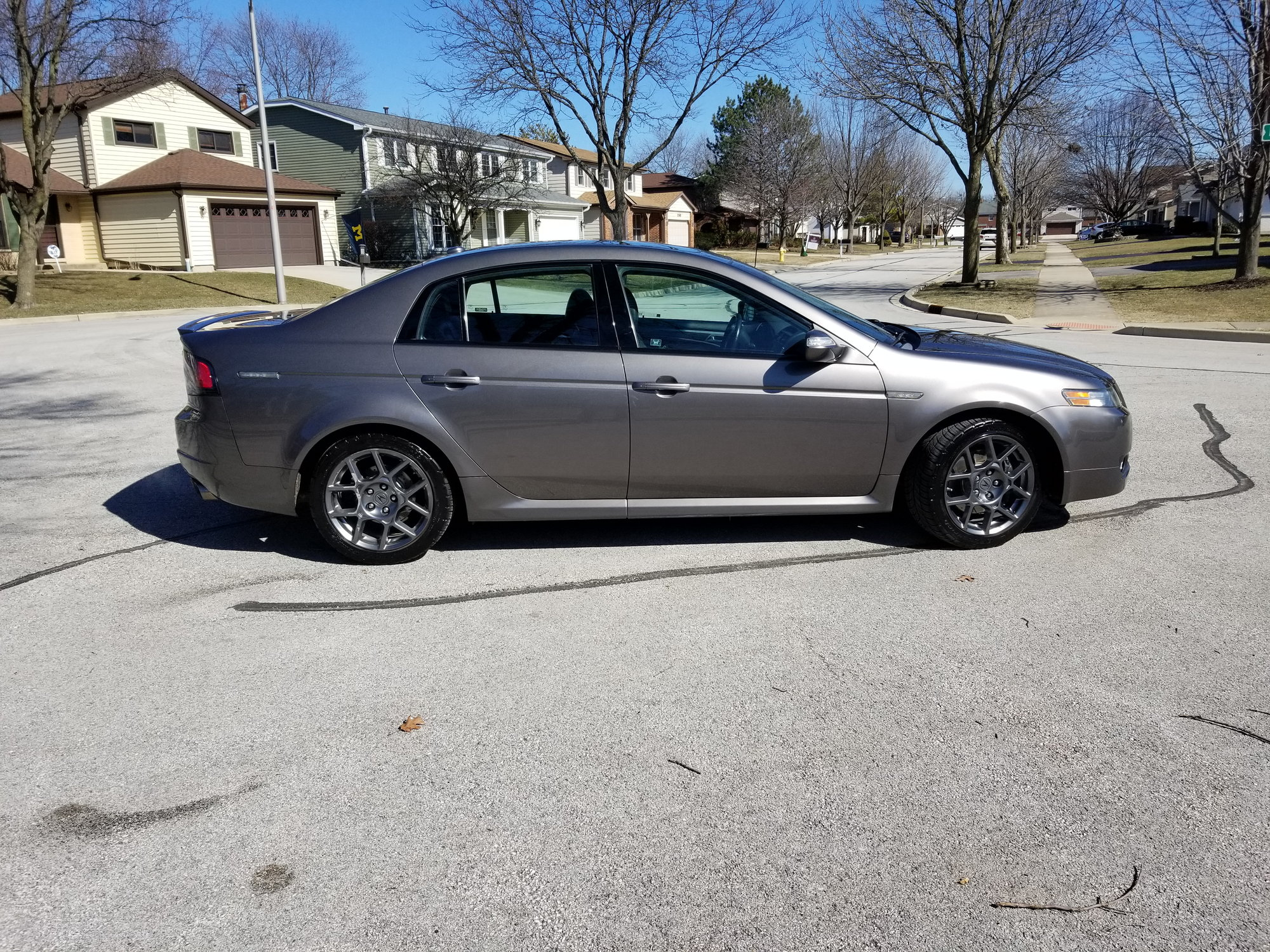2005 2008 acura tl type s manual for sale