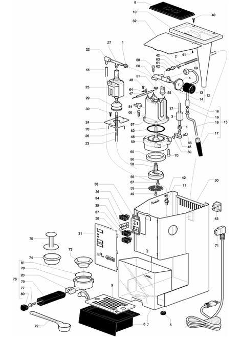 kitchenaid coffee grinder repair manual