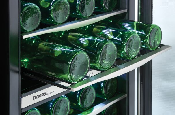 danby designer wine cooler dwc283bls manual