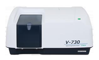 jasco v-730 spectrophotometer manual