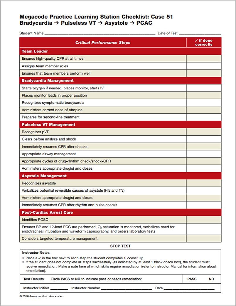 aha acls provider manual supplementary material