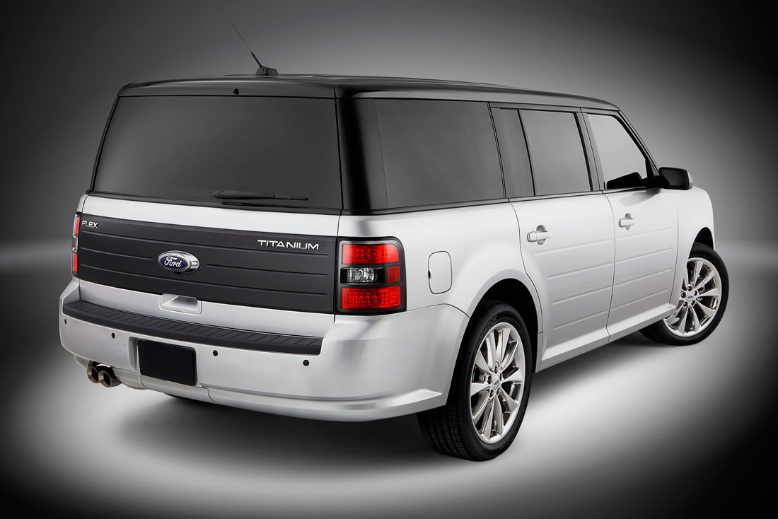navigation system ford flex 2009 manual