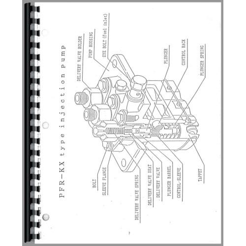 massey ferguson 1230 service manual