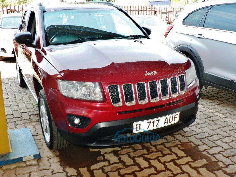 jeep compass manual transmission 2015