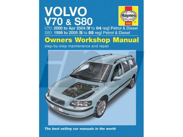 2001 volvo s60 haynes manual