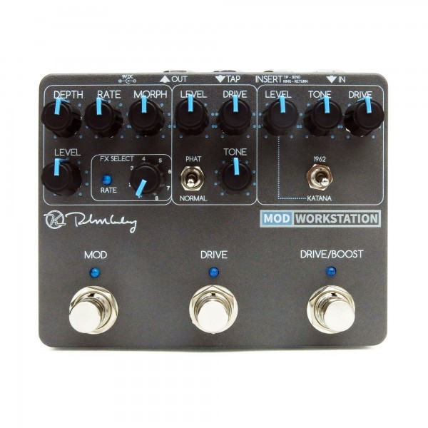 keeley bubble tron dynamic flanger phaser manual