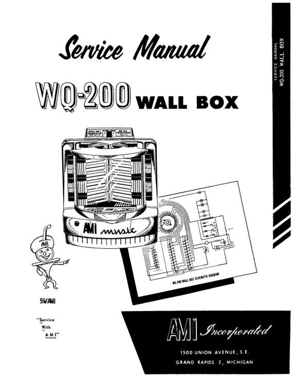 rowe ami cd 50 manual pdf