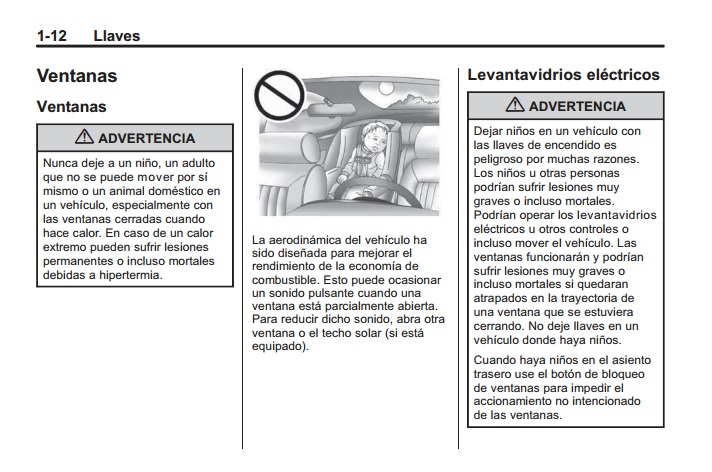 chevrolet trailblazer 2013 owners manual