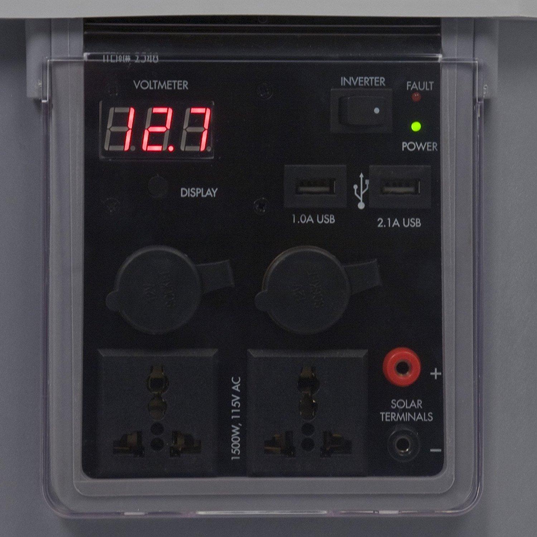 solar epower cube 1500 manual