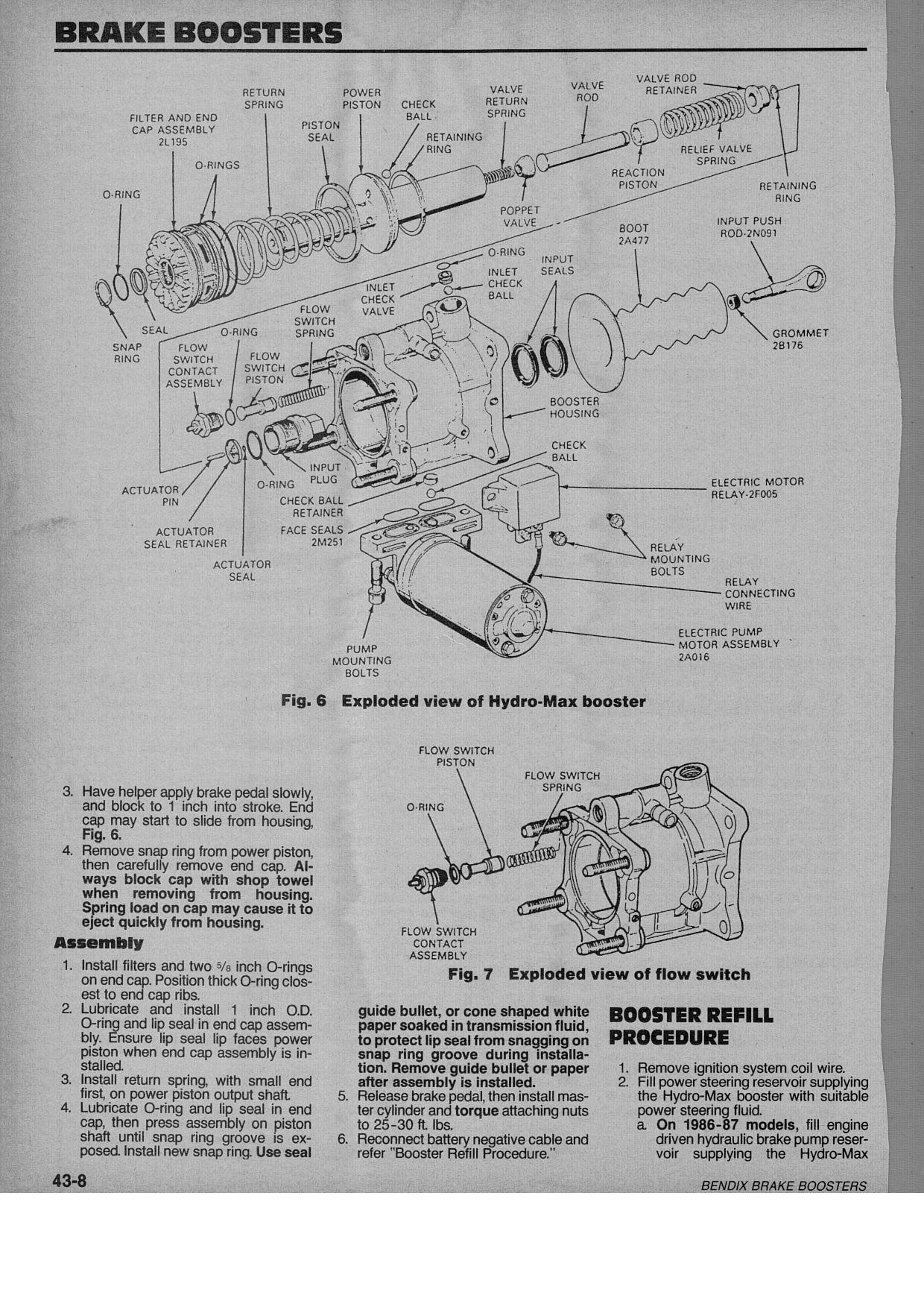 power steering manual 1988 international 2674