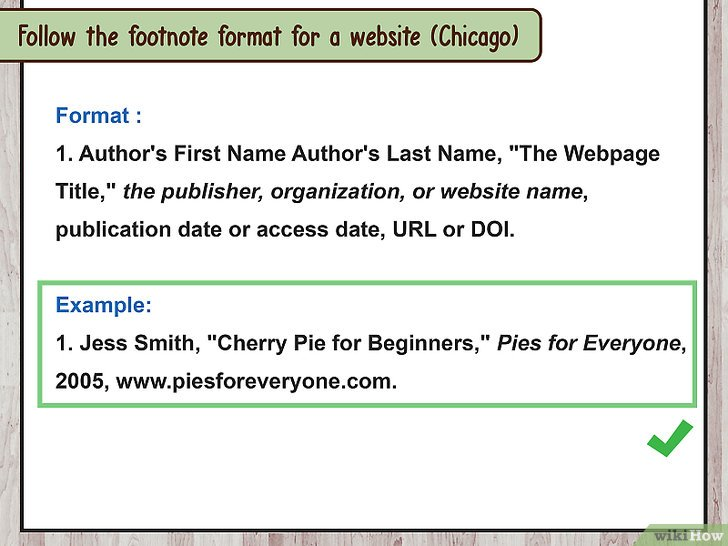 chicago manual of style internet