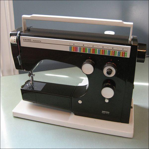 manual viking sewing machine model 1665