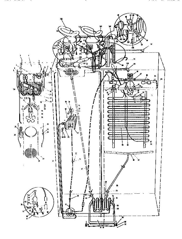 sub zero model 3211rfd manual