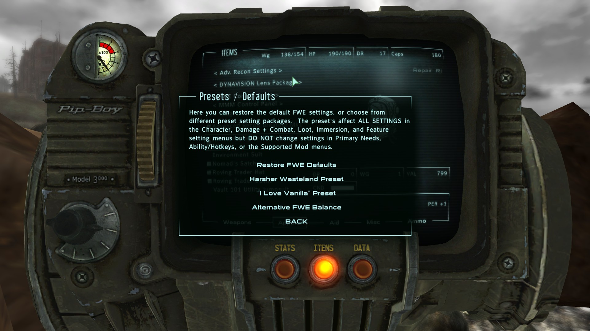 how to install fallout 3 mods manually