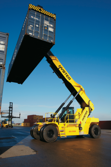 hyster reach stacker operators manual