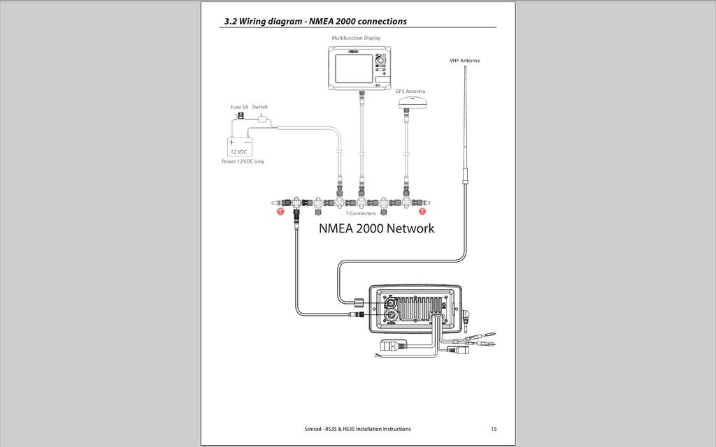lowrance link 8 installation manual