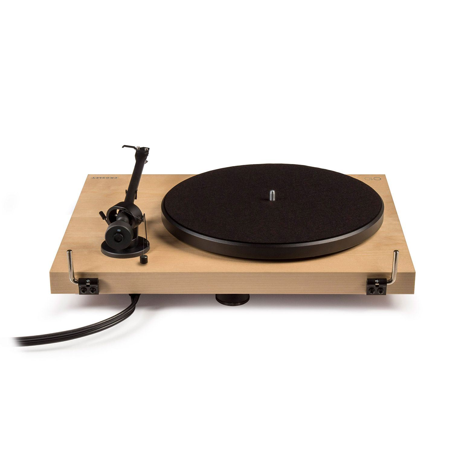 crosley c10 two speed manual turntable deck review
