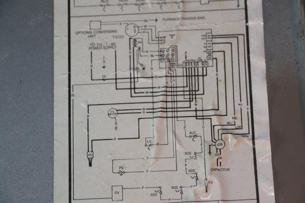 goodman hvac model a30-15 manual