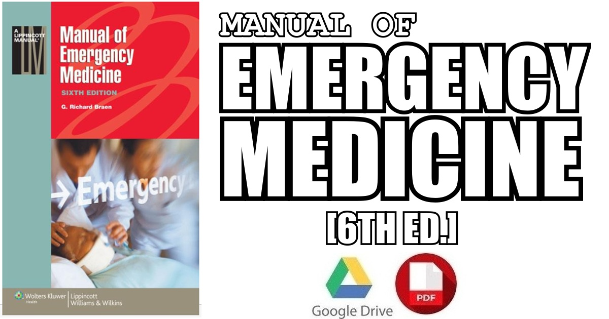 ohs manual of critical care free download