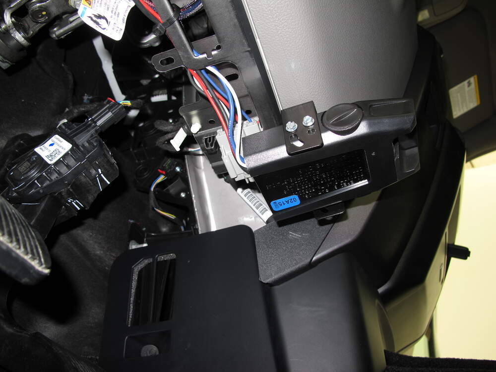 prodigy electric brake controller user manual