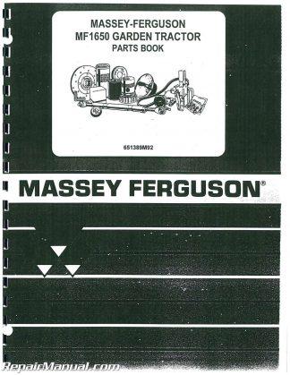 1972 massey 14 service manual