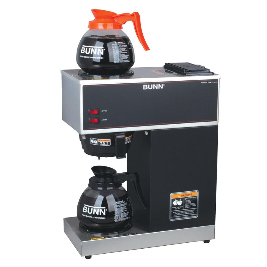 bunn coffee maker model hg manual