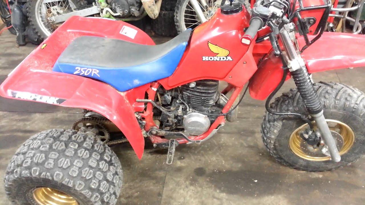 honda atc 250r manual free