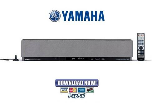 yamaha digital sound projector ysp-3000 manual