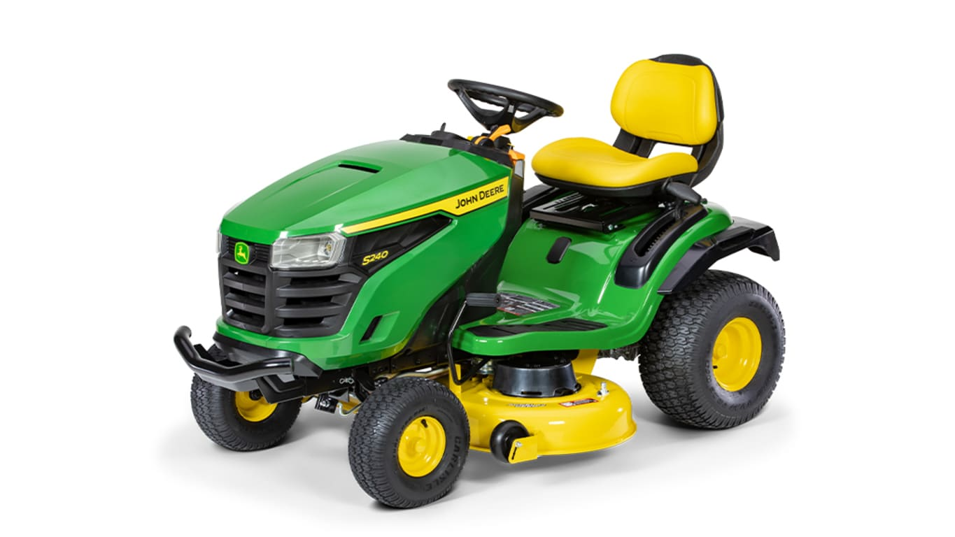 manual for a turf power riding lawn mower