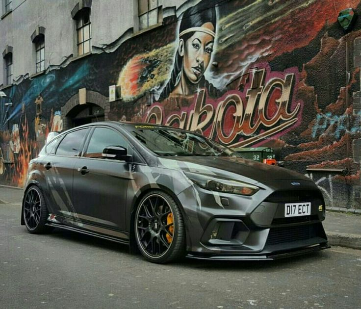 focus rs mk 3 manual