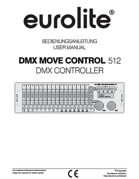 stairville led foot 8 dmx manual