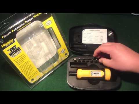 wheeler firearms accurizing torque wrench manual