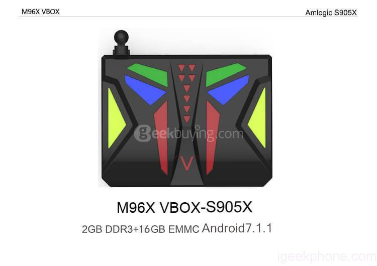 henscoqi m96x tv box manual