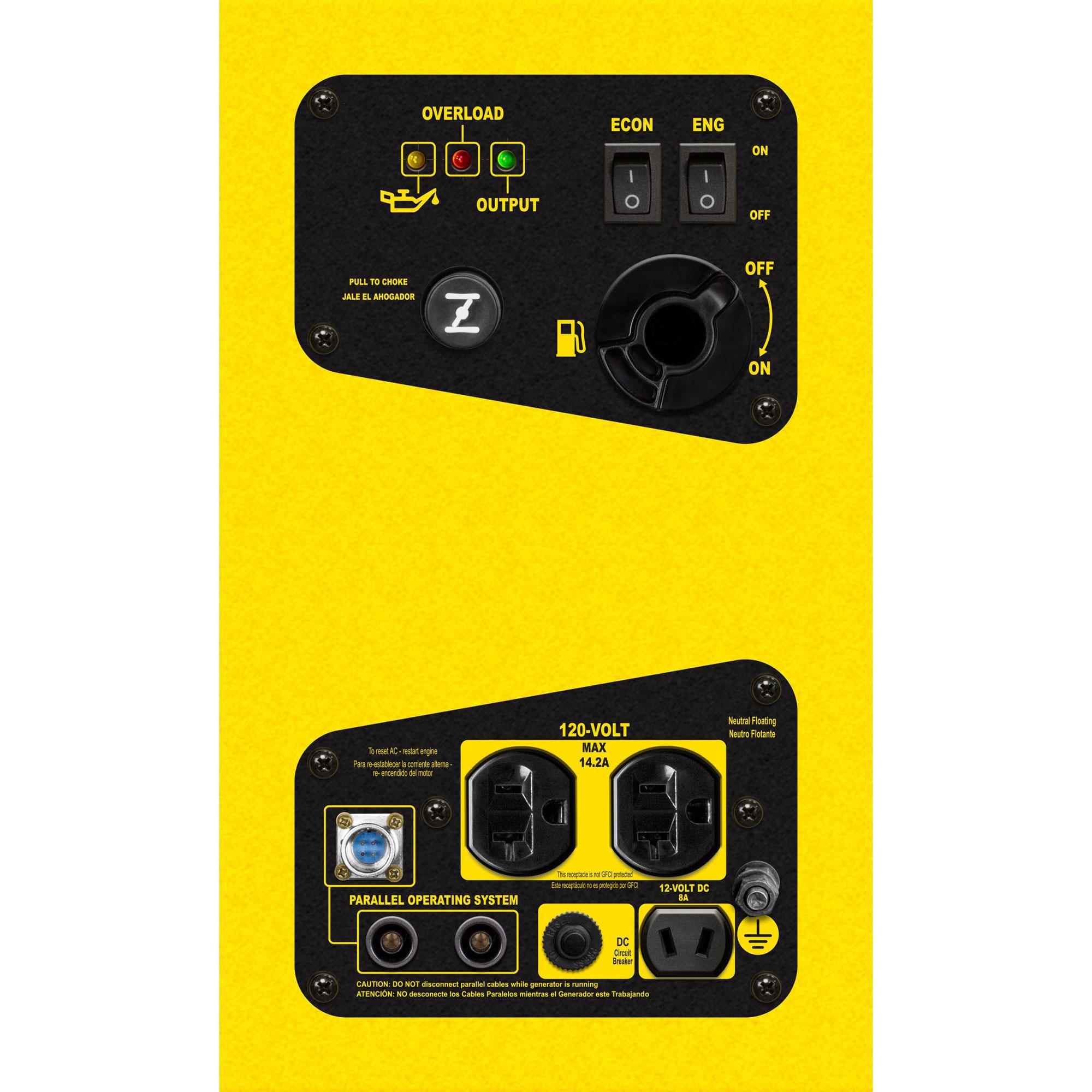 power it 2000 watt inverter generator manual