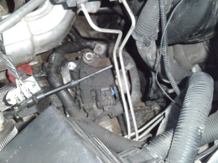 pontiac g5 manual stick shift removals