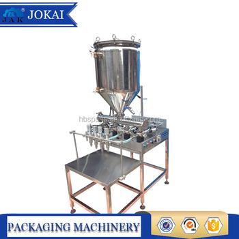 manual filling machine for jam
